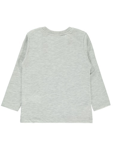 Cvl Erkek Çocuk Sweatshirt  Gri